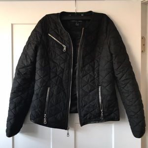 Down French Connection Jacket
